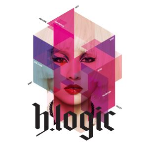 "Album art for Lee Hyori's album ""H-Logic"""
