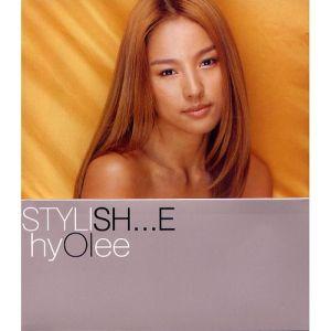 "Album art for Lee Hyori's album ""Stylish"""