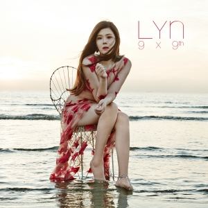 "Album art for LYn's album ""9X9th"""