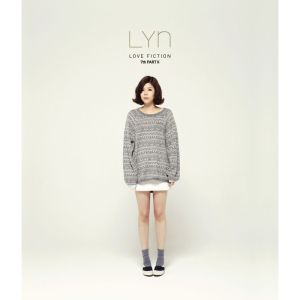 "Album art for LYn's album ""7th Part 2: Love Fiction"""
