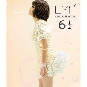 "Album art for LYn's album ""6th Part ½: New Celebration"""