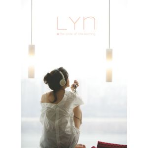 "Album art of LYn's album ""The Pride Of The Morning"""