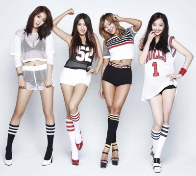 "Sistar's ""I Swear"" promotional picture."