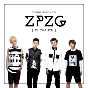 "Album art for ZPZG's album ""1% Change"""