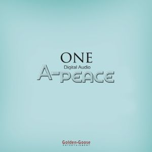 "Album art for A-Peace's album ""One"""