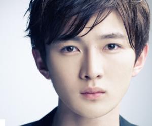 APeace's former member Heo ChangWoo.