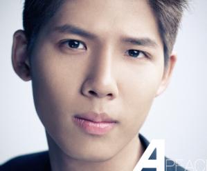 APeace's former member Jeong Hoyoung.