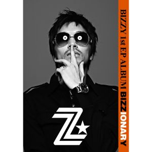 "Album art for Bizzy's album ""Bizzionary"""