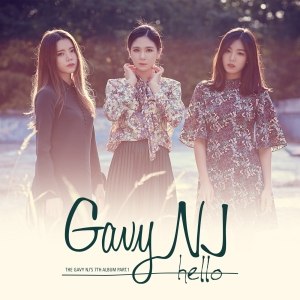 "Album art for Gavy NJ's 7th album Pt. 1 ""Hello"""