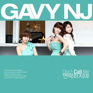 "Album art for Gavy NJ's album ""Don't Contact Me"""