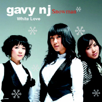 "Album art for Gavy NJ's album ""Snowman"""