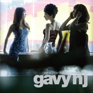 "Album art for Gavy NJ's album ""The Beginning"""