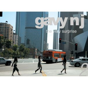 "Album art for Gavy NJ's album ""The Very Surprise"""