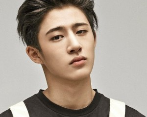 """iKON's B.I """"Mix & Match"""" promotional picture."""