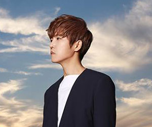"Jung Dong Ha's promotional picture for ""Life"""