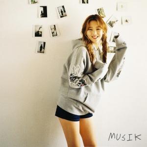 """Album art for Kisum's album """"Musik"""""""