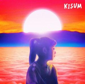 "Album art for Kisum's album ""The Sun, The Moon"""