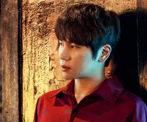 "K.Will's promotional picture for ""Nonfiction"""