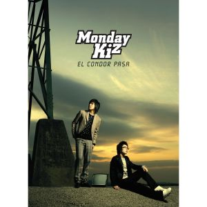 "Album art for Monday Kiz's album ""El Condor Pasa"""