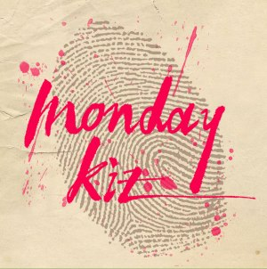 "Album art for Monday Kiz's album ""Hardest Word"""