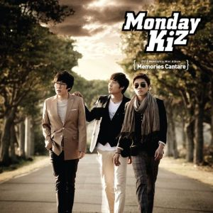 "Album art for Monday Kiz's album ""Memories Cantare"""