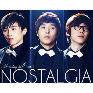 "Album art for Monday Kiz's album ""Nostalgia Pt 2"""