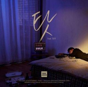 """Album art for NakJoon's album """"Blame"""""""