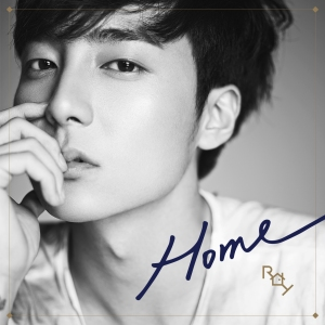 "Album art for Roy Kim's Album ""Home"""