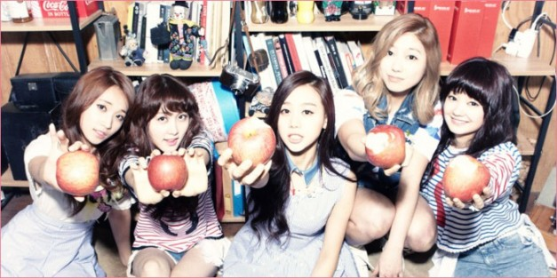 "Skarf's ""Luv Virus"" promotional picture."