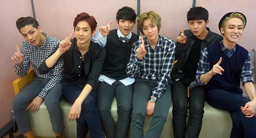 Teen Top Members