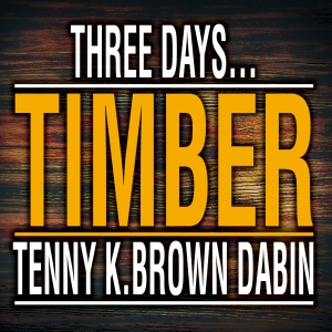 "Album art for Timber's album ""3 Days"""