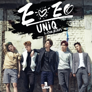 "Album art for UNIQ's album ""EOEO"""