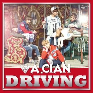 """Album art for A.Cian's album """"RelAcian"""""""