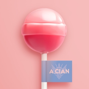 "Album art for A.Cian's album ""Sweet Attack"""