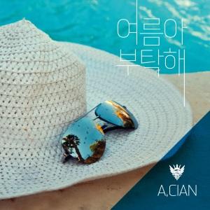 "Album art for A.Cian's album ""Take Care In Summer"""