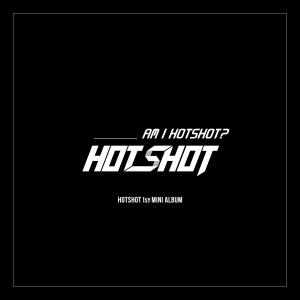 """Album art for HOTSHOT's album """"Am I Hotshot?"""""""