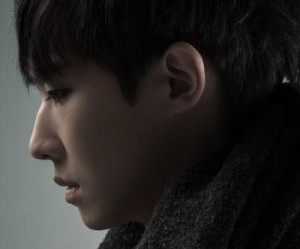 "MBLAQ's Joon ""Winter"" promotional picture."