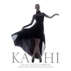 """Album art for Kahi's album """"Come Back You Bad Boy"""""""