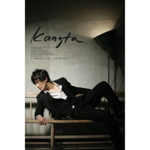 "Album art for Kangta's album ""Eternity"""