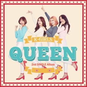 """Album art for KGirls's album """"Queen"""""""
