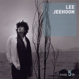 "Album art for Lee Ji Hoon's album ""Trinity"""