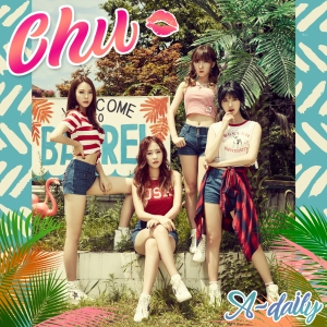 """Album art for A-Daily's album """"Chu"""""""