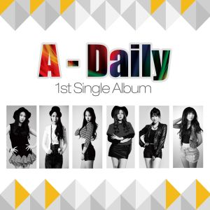 "Album art for A-Daily's album ""Know What To Say"""