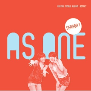 "Album art for As One's album ""Asone Season 1"""