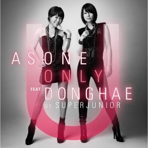 "Album art for As One's album ""Only U"""