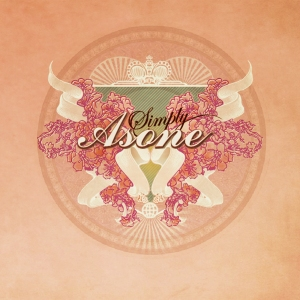 "Album art for As One's album ""Simply As One"""