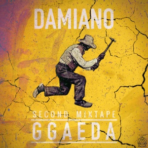 "Album art for Damiano's 2nd Mixtape ""GGAEDA"""
