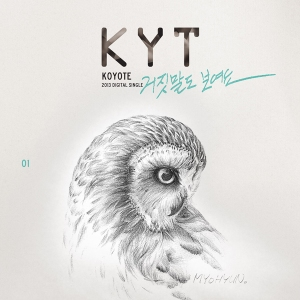 "Album art for Koyote's album ""Another Lie"""