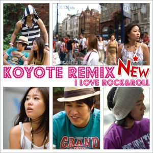 "Album art for Koyote's album ""I Love Rock & Roll New Remix"""