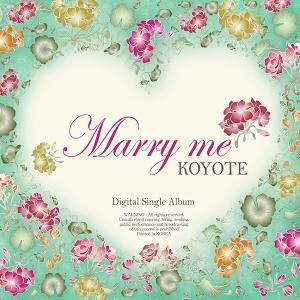 "Album art for Koyote's album ""Marry Me"""